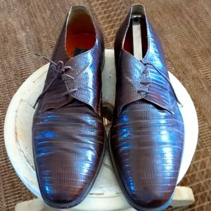 Made in Italy men shoes